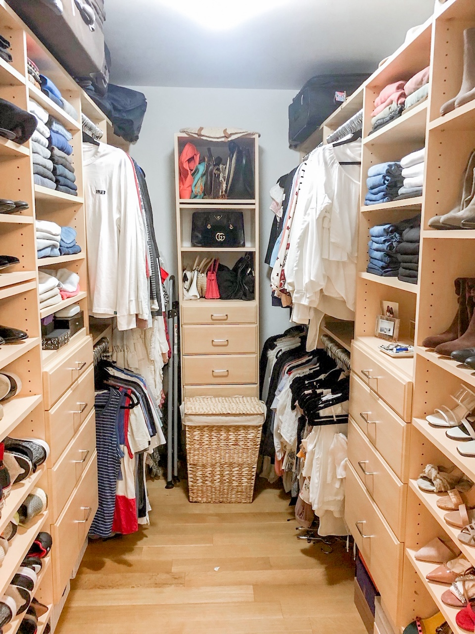 Couples Closets